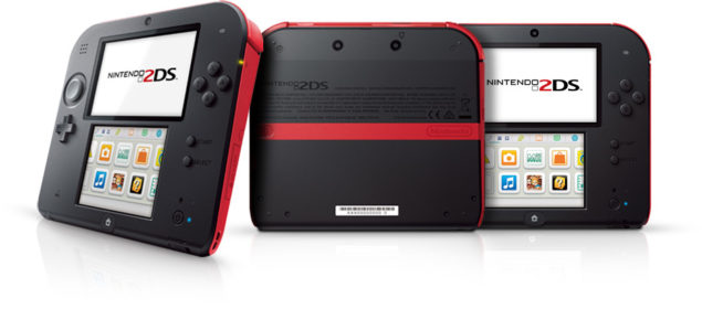 Nintendo 2DS Announced Priced $130