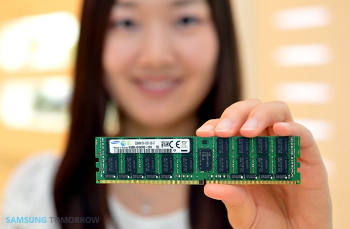 Samsung getting ready to Launch DDR4 32 GB RAM Memory Sticks