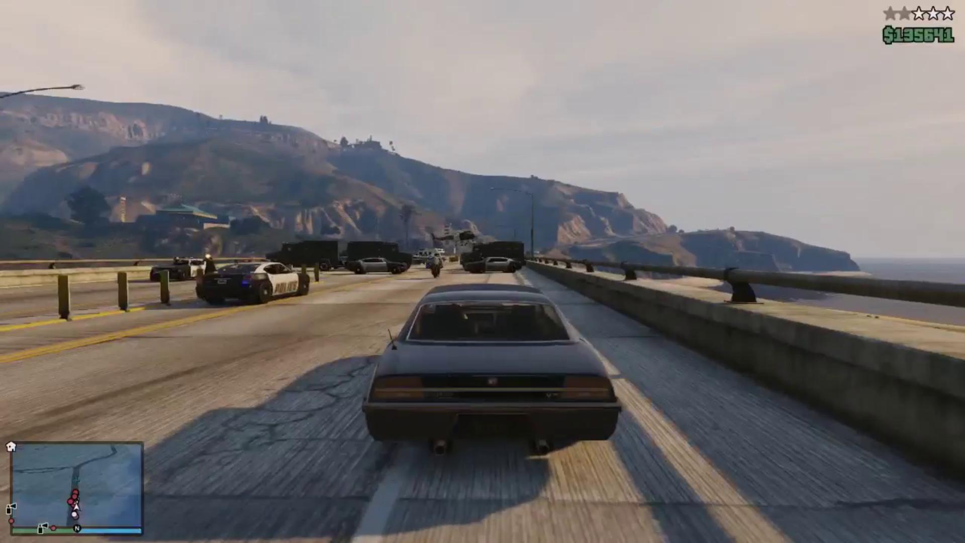 When you run gta 5 crashes