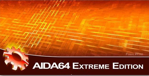 AIDA64 v3.20 FinalWire