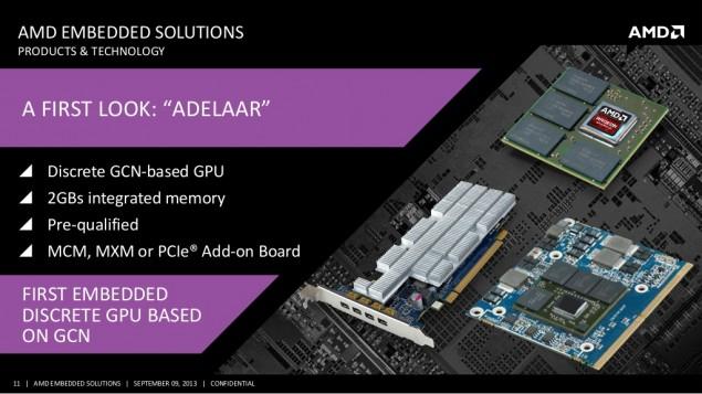 AMD Adelaar GPU