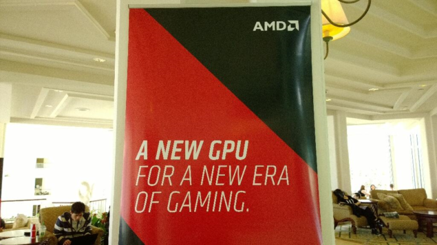 AMD GPU'14 Hawaii GPU