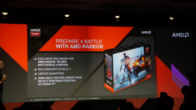 AMD Hawaii Battlefield 4
