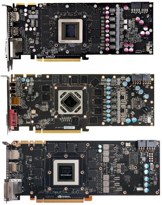AMD Hawaii PCB