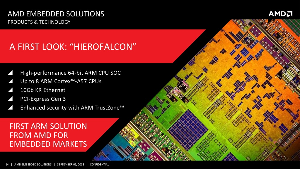 AMD Hierofalcon CPU SOC