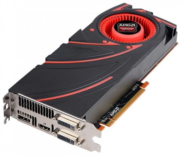 AMD Radeon R9 270X Photo1