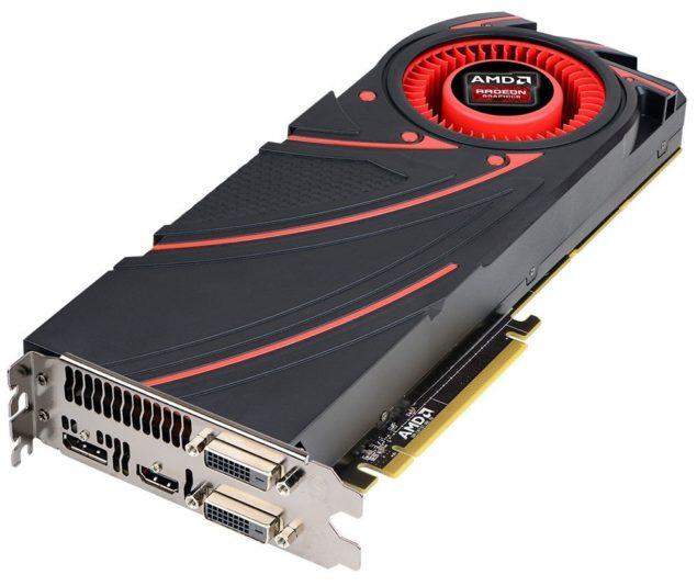 AMD Radeon R9 280X Photo