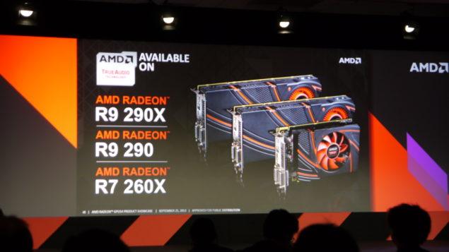 AMD Radeon R9 290 GPU