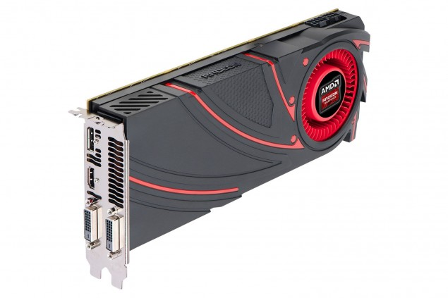 AMD Radeon R9 290X Hawaii GPU