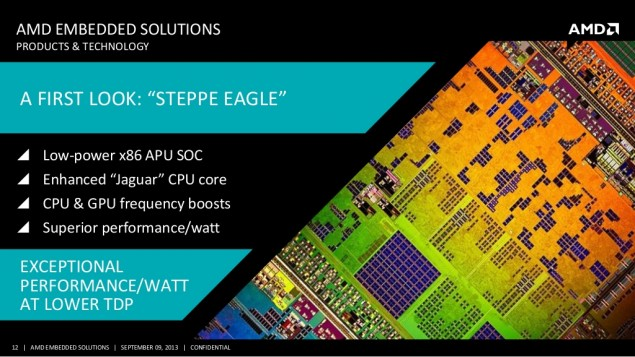 AMD Steppe Eagle APU SOC