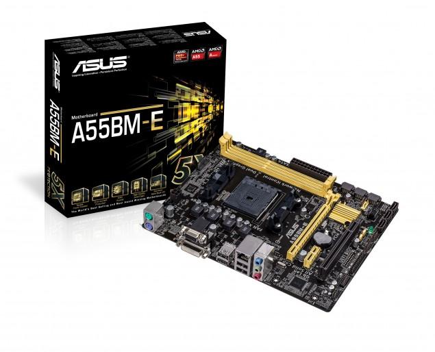 ASUS A55BM-E FM2+