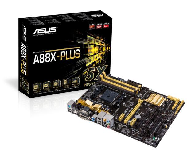 ASUS A88X-Plus FM2+