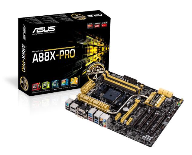 ASUS A88X-Pro FM2+