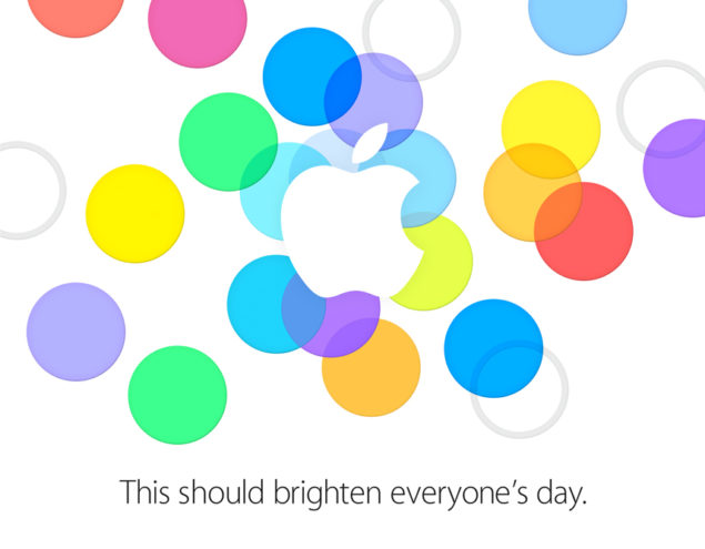 Apple September 10 iPhone Event Invite