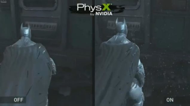 Batman Arkham Origins PhysX_5
