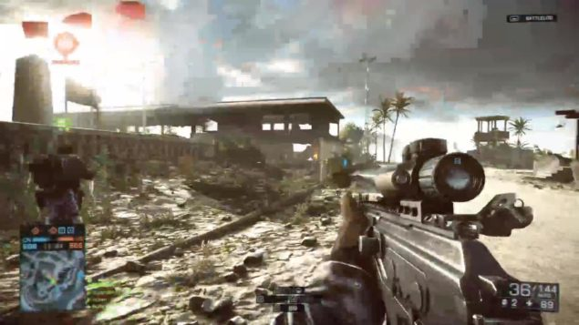 Battlefield 4 Gameplay_Multiplayer_19