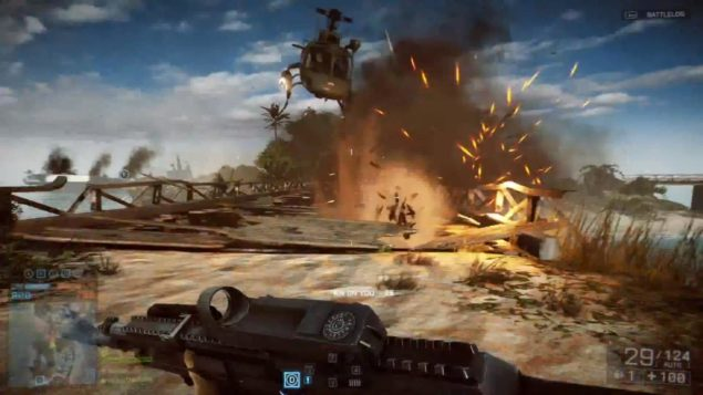 Battlefield 4 Gameplay_Multiplayer_4