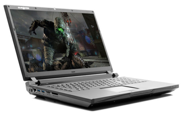 Eurocom X3 Gaming Laptop
