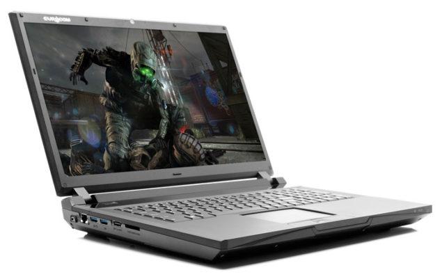Eurocom X3 Gaming Laptop