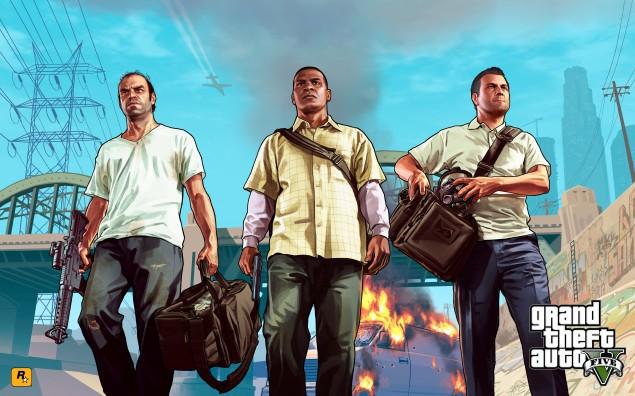 GTA V Leaked Torrent Xbox 360 PS3 Piracy