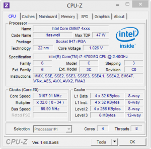 HP ENVY cpuZ_1