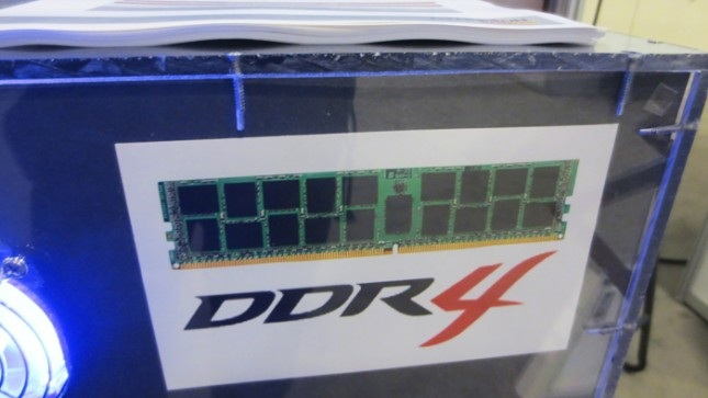 Kingston DDR 4 192GB Ramkit - IDF 2013 -4