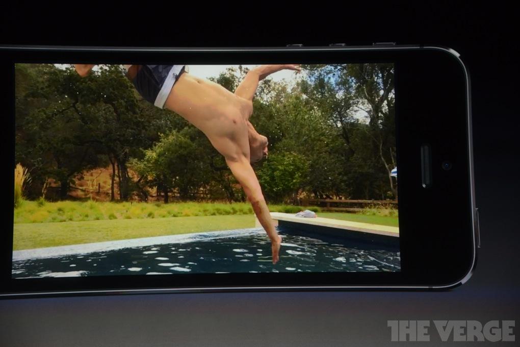 iPhone 5s Revealed