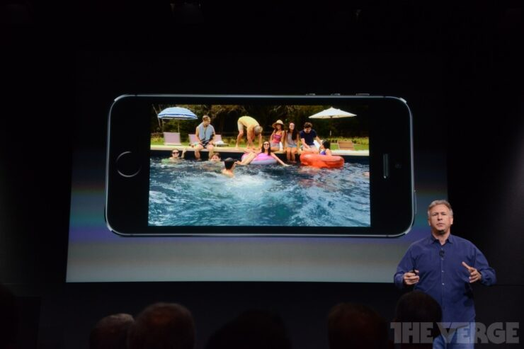 iPhone 5s Features