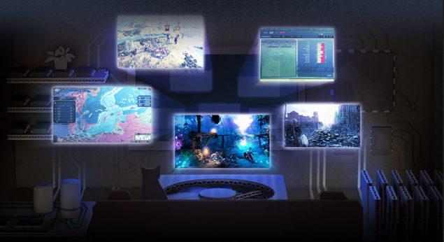 SteamOS Valve Teaser