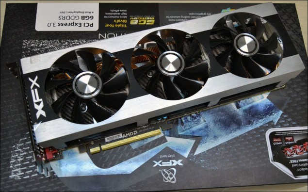 XFX Radeon HD 7990 Triple Dissipation