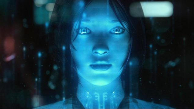 Microsoft Cortana Windows