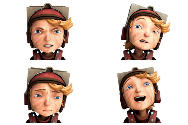 AMD Mixamo Face Plus Facial Capture Technology