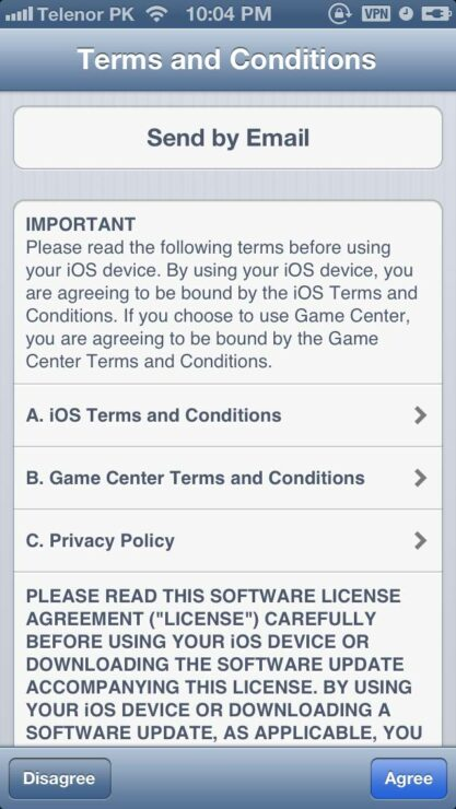 Download iOS 7 for iPhone, iPad and iPod