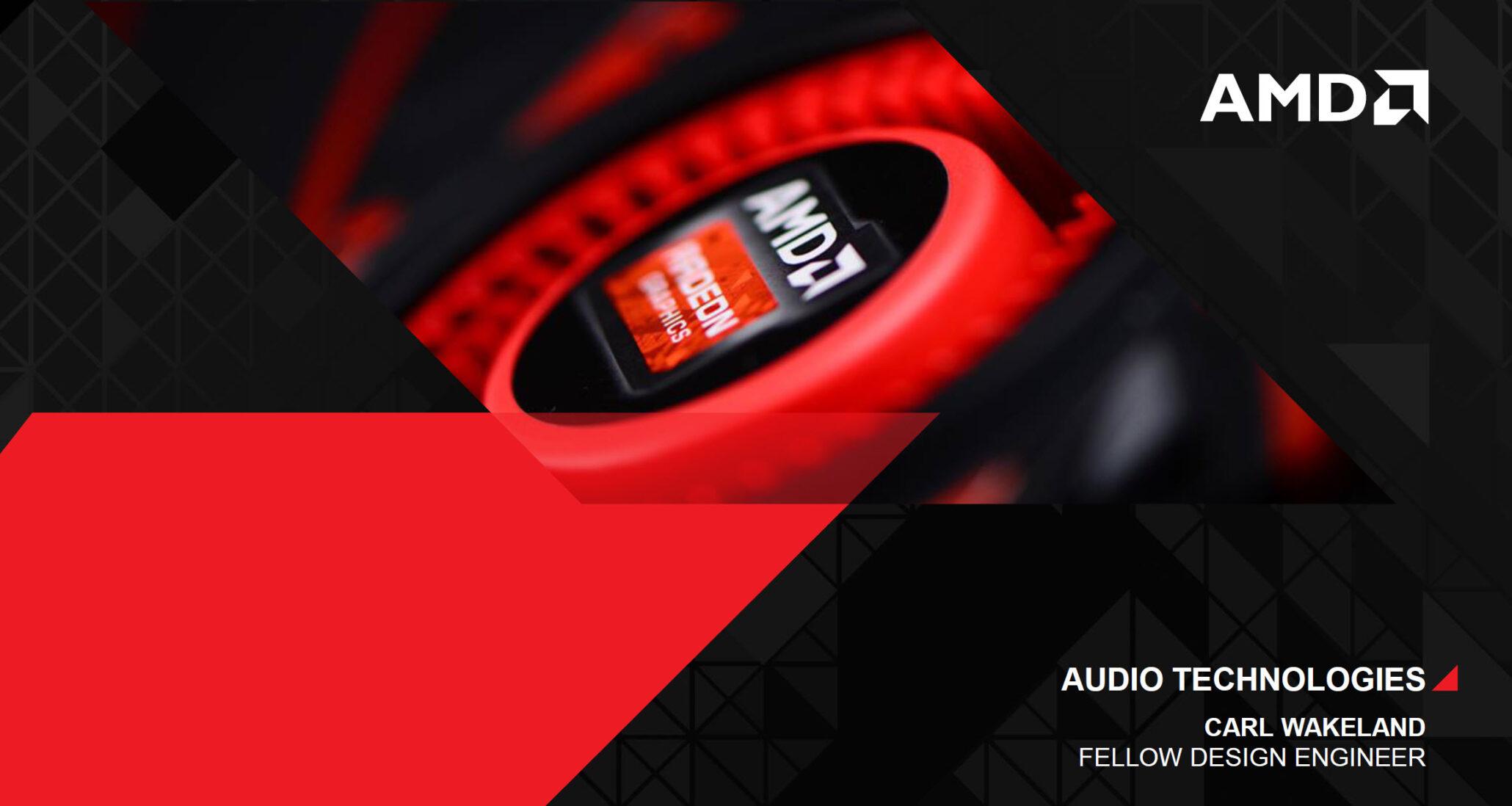 amd-audio-technologies