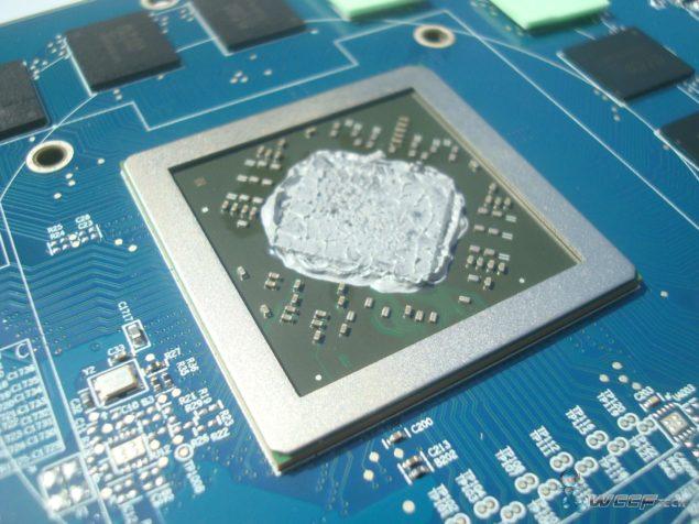 AMD Curacao XT GPU (Custom)