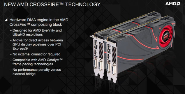 AMD Hawaii CrossFire DMA Engine