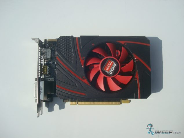AMD Radeon R7 260X Photo 1 (Custom)
