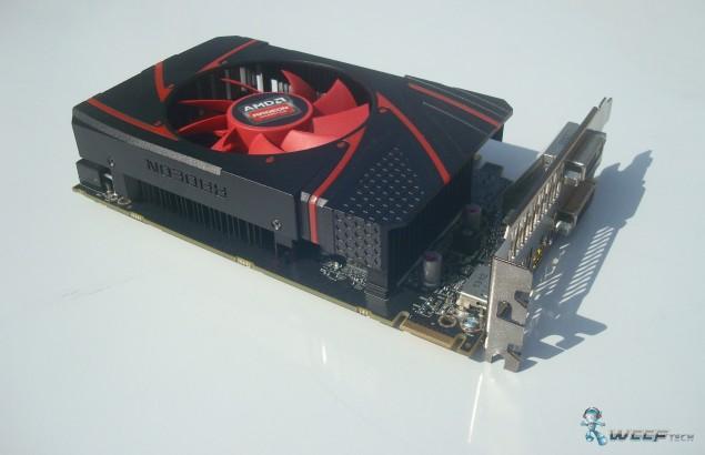 AMD Radeon R7 260X Photo 2 (Custom)