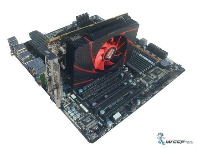 AMD Radeon R9 270X (Custom)
