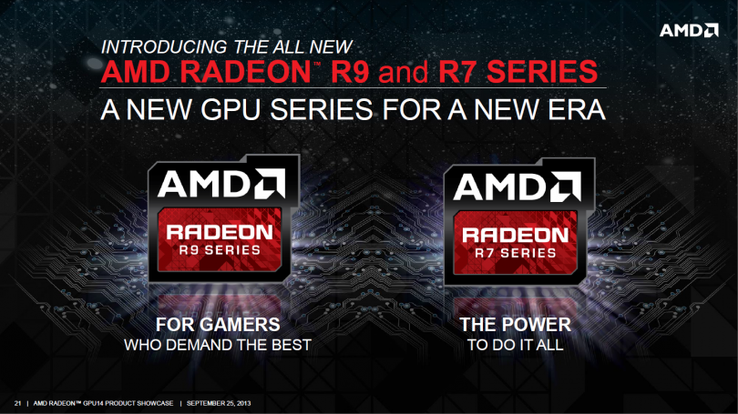 Amd Radeon R9 280x Radeon R7 260x Radeon R7 240 Specifications Confirmed October 8th Launch