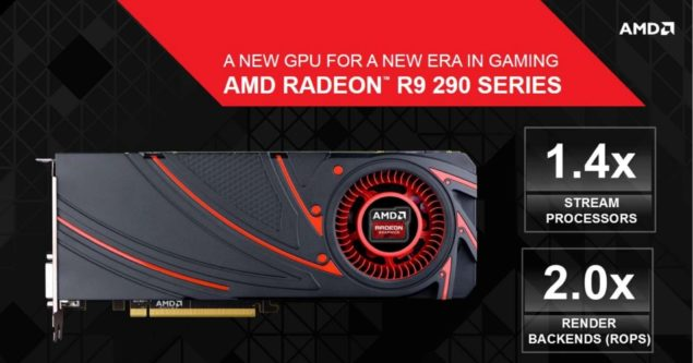 AMD Radeon R9 290 vs HD 7970
