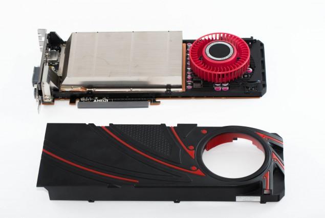 AMD Radeon R9 290X Cooler