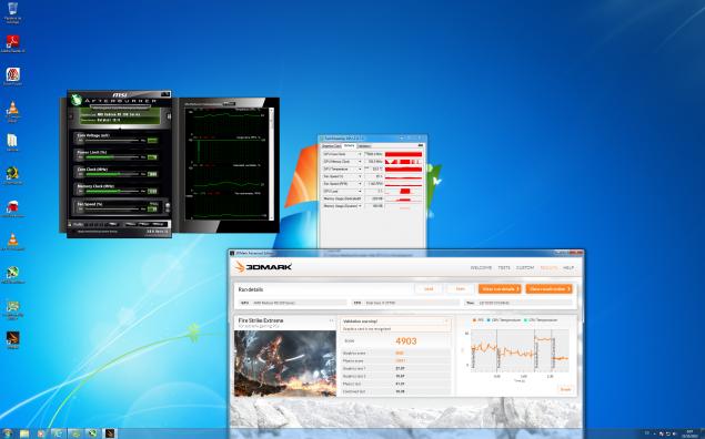 AMD Radeon R9 290X FireStrike