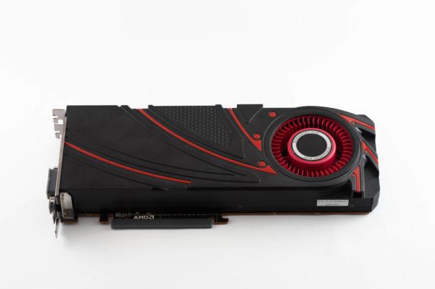 AMD Radeon R9 290X GPU