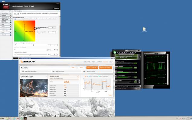 AMD Radeon R9 290X Overclock