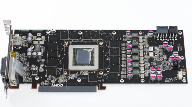 AMD Radeon R9 290X PCB
