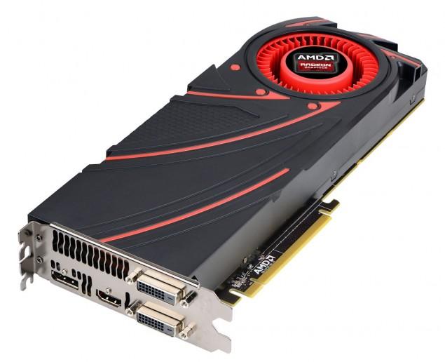 AMD Radeon R9 290X Photo