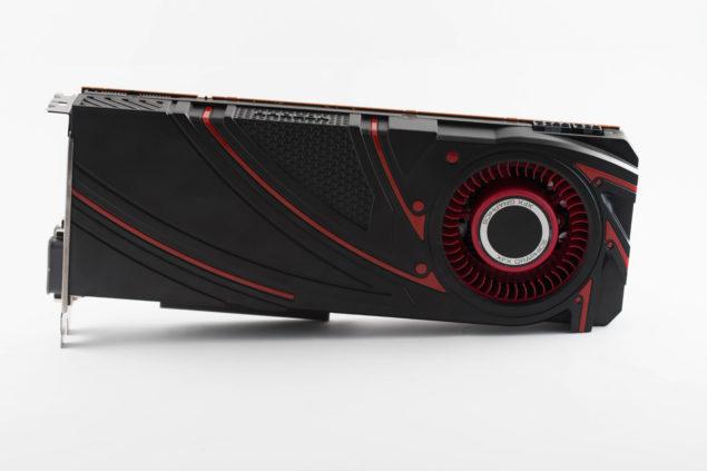 AMD Radeon R9 290X Pose