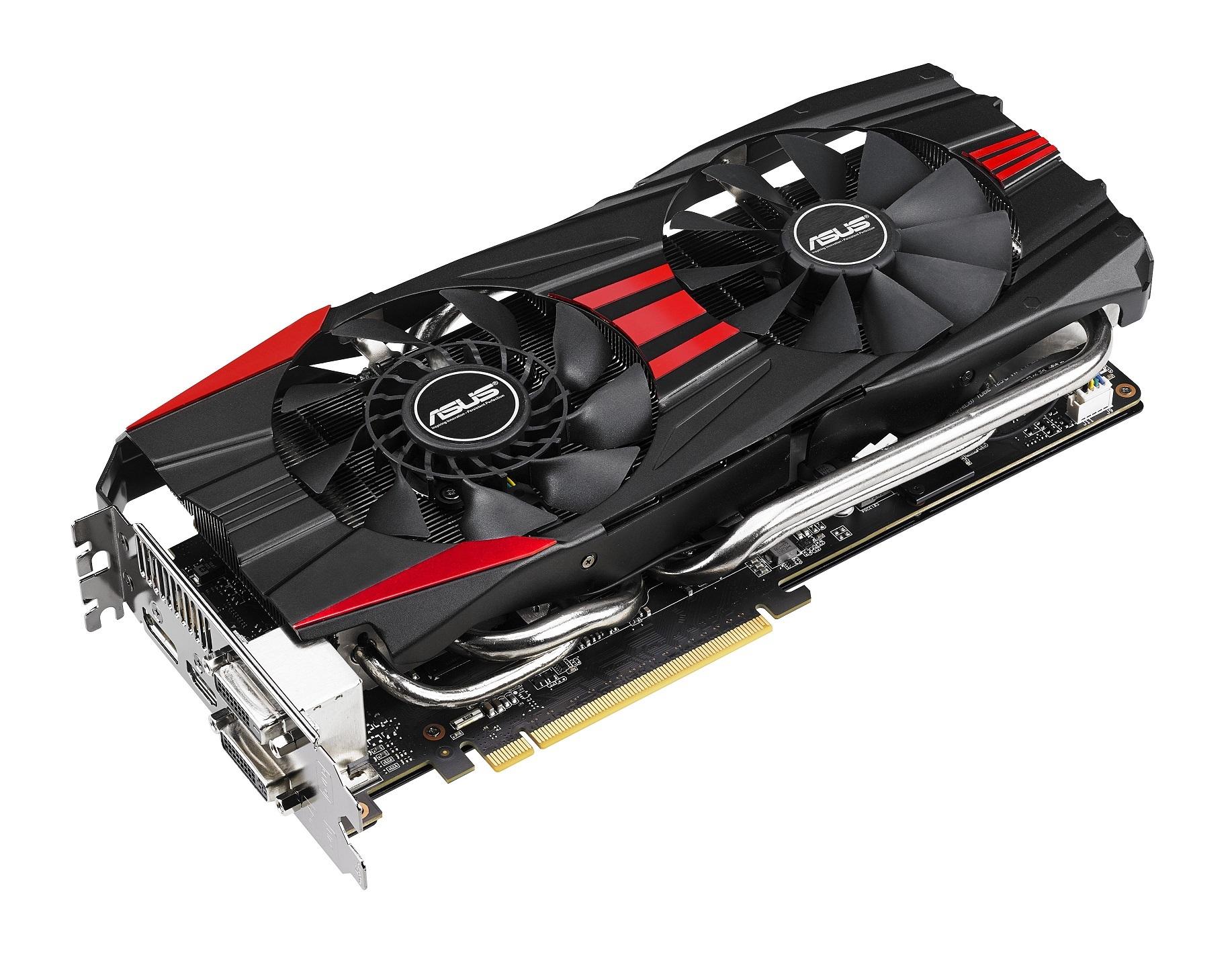 ASUS Radeon R9 280X DirectCU II TOP And Radeon R9 270X