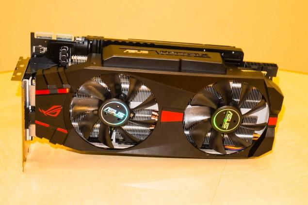 ASUS ROG MATRIX R9 280X Platinum